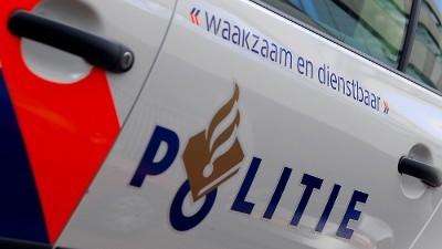 Politie auto ongeluk