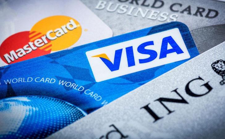 Creditcard vakantie